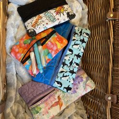 Pencil Case/Beauty Bag - Small - Personalised -4 Designs