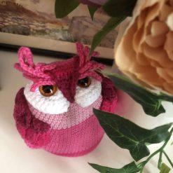 Polly Pumpkin Crochet Pattern