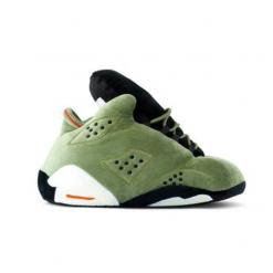 Sneaker Slippers - Jord Green 1