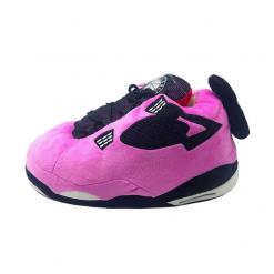 Sneaker Slippers - YZ Zebra