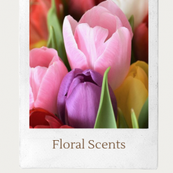 Wax melts, floral, floral gifts, flower wax melts