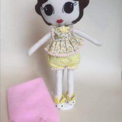 Pyjama felt doll-Amelia