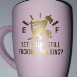 """""""Morning fuel or initial and name mugs"""