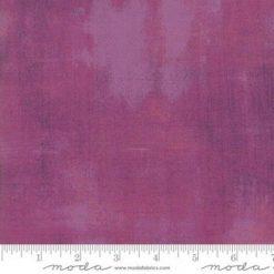 Moda Grunge Fabric - Berry Pie - Fat Quarter - Metre - 100% Cotton