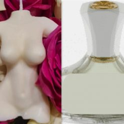 Torso candle inspired by Creed
