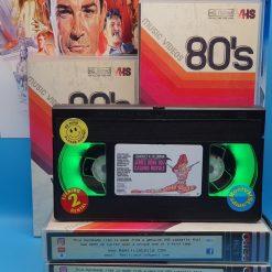 Casino Royale 1967 Retro VHS Lamp
