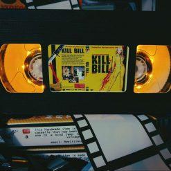 Kill Bill Retro VHS Lamp