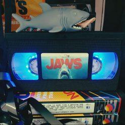 Jaws Retro VHS Lamp