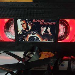 Blade Runner Retro VHS Lamp