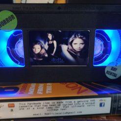 Buffy the Vampire Slayer (TV Series) Retro VHS Lamp