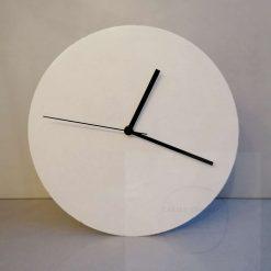 Contemporary Concrete Wall Clock