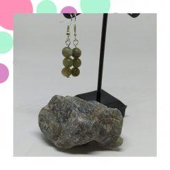 Labradorite - Earrings and Stone Set - Gift Set, Gemstones