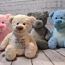 Personalised Teddy Tummi Bear