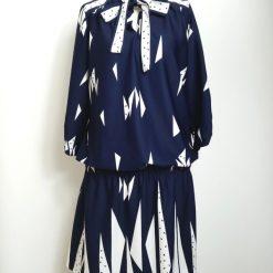 Handmade Vintage Gorgeous Dress Size 8UK