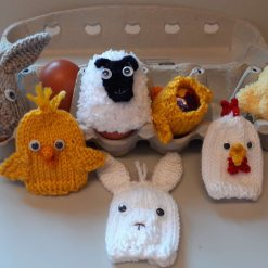 Cute Easter egg covers, free postage, multibuy option