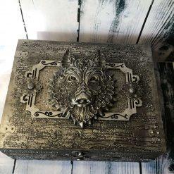 Fenrir- wolf box