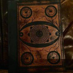 13 Ghost Black Zodiac Book (Replica)