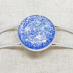 Resin Cuff Bracelet