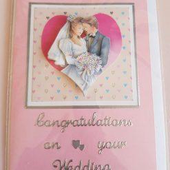 Wedding day card 4