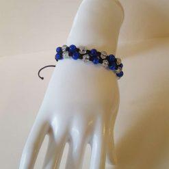 Shambhala Bracelet, Macrame Bracelet, Braided Bracelet, Micro Macrame, Gift For Her