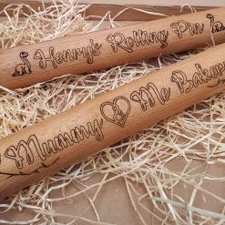 Mummy & Me Rolling Pins (Twin Pack)