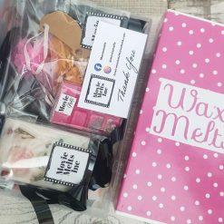 (1) VHS case gift box