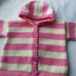 Baby Striped Hoodie