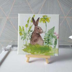 Cute Bunny Tile