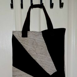 Hand-made fully lined tote bag