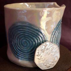 Candle holder (spiral)