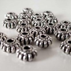 Tibetan Lantern Shape Beads