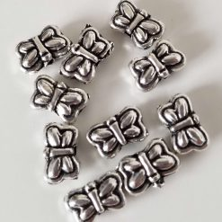 Tibetan Butterfly Beads