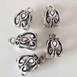 Tibetan Style Hanger Bail Beads