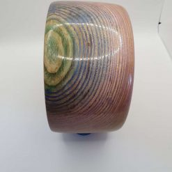Rainbow Yarn bowl 3