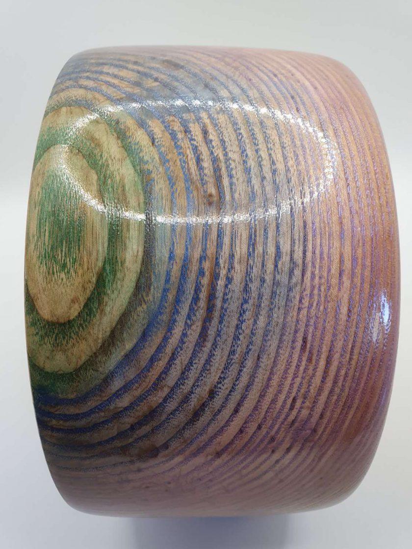 Rainbow Yarn bowl
