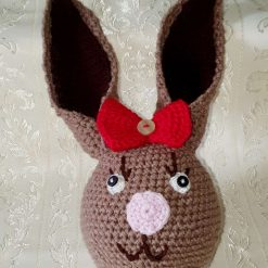 Cuddle crocheted bunny