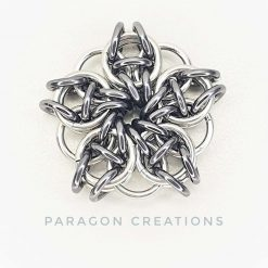 Chainmaille Celtic Visions Pendant