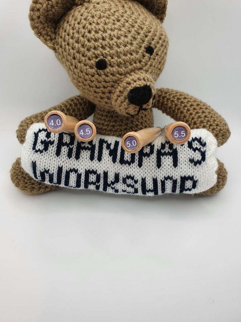 Maple Crochet Hook Set