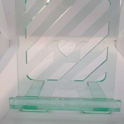 Acrylic Tablet Book Stand 1