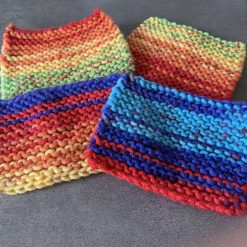 Knitted Face Wipes