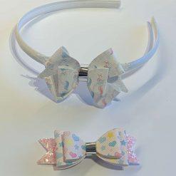 Headband, interchangeable Alice band