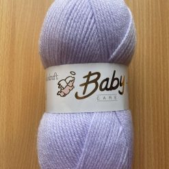 Woolcraft Baby Care DK Baby Pink - (601)