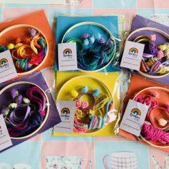 Dreamcatcher Making Kit Crafts Craft Kit Childrens Crafts Birthday Gift Letterbox Gift