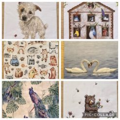 Napkins for Decoupage/Paper Crafts - Animals