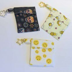 Pouches, keyring pouch