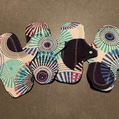 Cloth Sanitary pads - CSP 8 inch regular