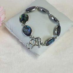 Paua Abalone Shell Bracelet