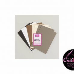 Crafter's Companion - Mount Board - A4 - 10 Sheets