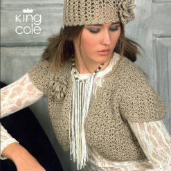 King Cole - Crochet Book - With Jenny Watson