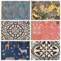 Napkins for Decoupage/Paper Crafts - Jungle